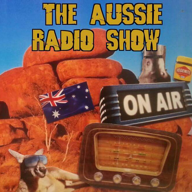 The Aussie Radio Show Podcast Logo