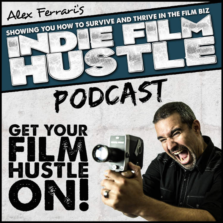 Indie Film Hustle Podcast Logo
