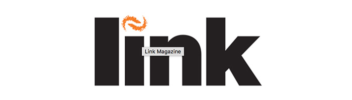 Image of Link Magazine article