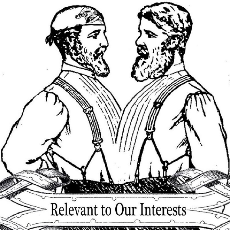 Relevant to our Interests Podcast logo