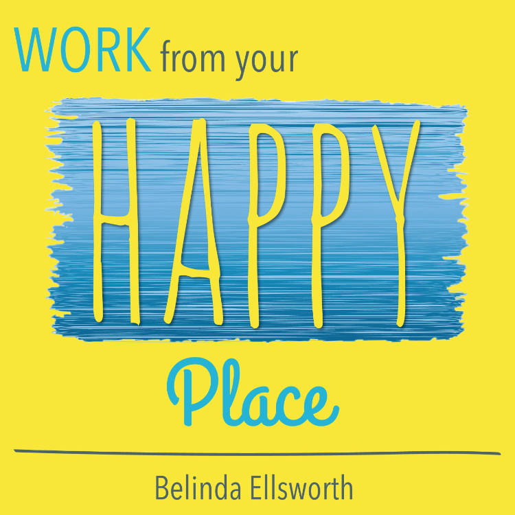 Work From Your Happy Place Podcast Logo