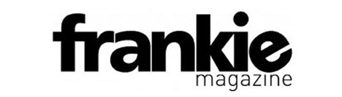 Image of Frankie Magazine article