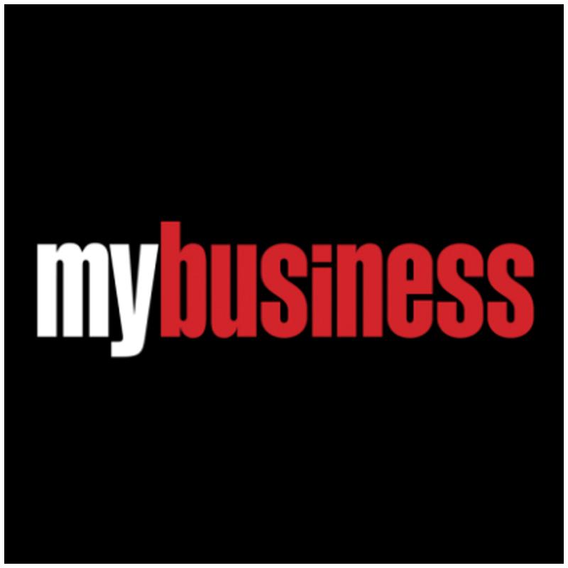 My Business Podcast Logo