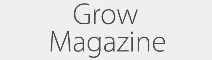 Image of Grow Magazine article