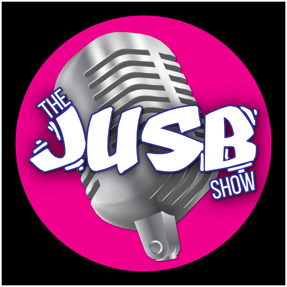 JusB Podcast Logo