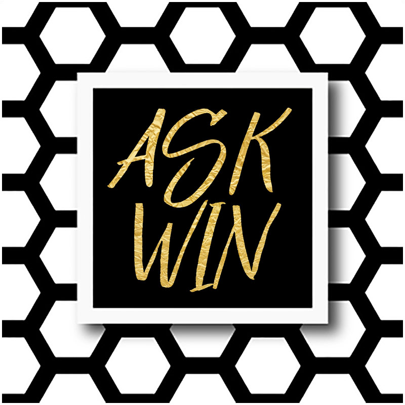 Ask Win Logo